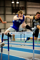 Mountain West Conference Indoor Track Meet 2013